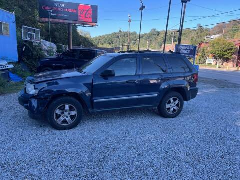 2005 Jeep Grand Cherokee for sale at Compact Cars of Pittsburgh in Pittsburgh PA