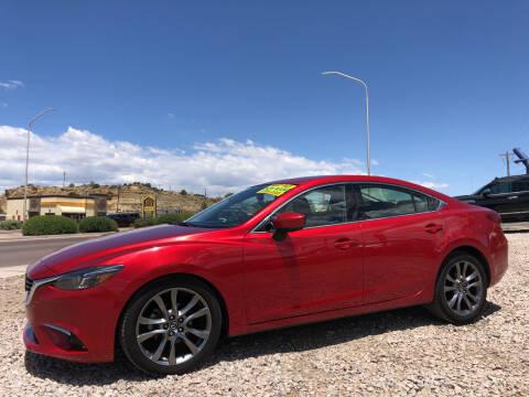 2017 Mazda MAZDA6 for sale at 1st Quality Motors LLC in Gallup NM
