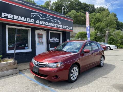 2010 Subaru Impreza for sale at Premier Automotive Group in Pittsburgh PA