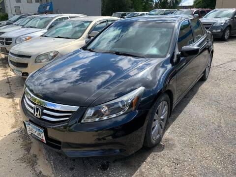 2012 Honda Accord for sale at BEAR CREEK AUTO SALES in Rochester MN
