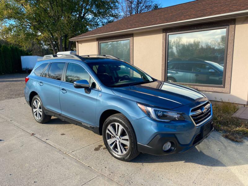 2018 Subaru Outback for sale at VITALIYS AUTO SALES in Chicopee MA