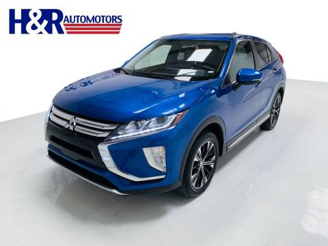 2019 Mitsubishi Eclipse Cross for sale at H&R Auto Motors in San Antonio TX