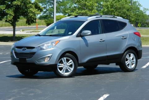 2013 Hyundai Tucson for sale at MOKENA AUTOMOTIVE INC in Mokena IL