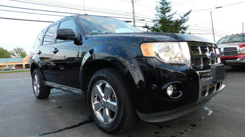 2012 Ford Escape for sale at Action Automotive Service LLC in Hudson NY
