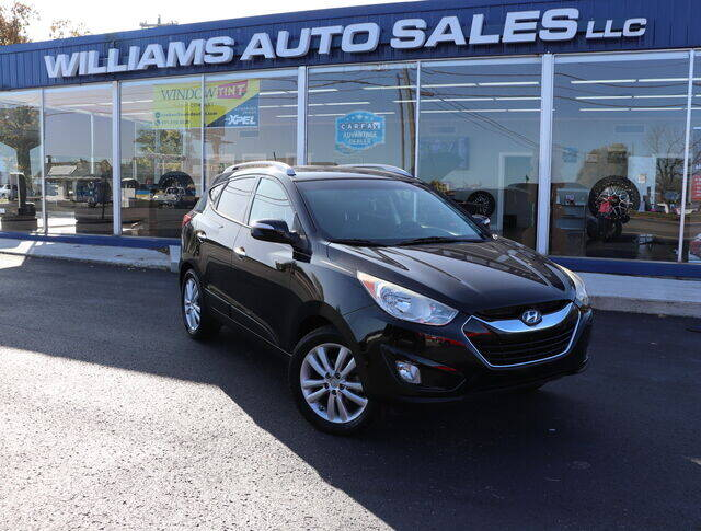 2010 Hyundai Tucson for sale at Williams Auto Sales, LLC in Cookeville TN