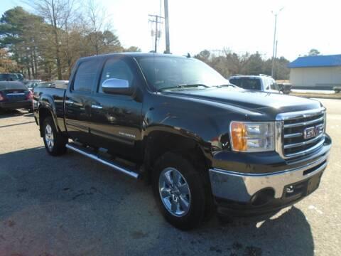 2012 GMC Sierra 1500 for sale at Premium Auto Brokers in Virginia Beach VA