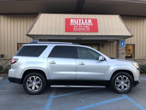 2014 GMC Acadia for sale at Butler Enterprises in Savannah GA