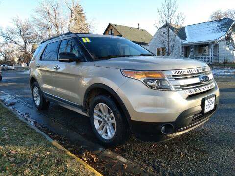 2011 Ford Explorer for sale at Kevs Auto Sales in Helena MT