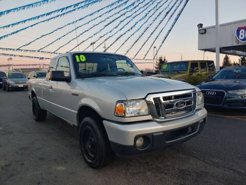 2010 Ford Ranger for sale at I-80 Auto Sales in Hazel Crest IL