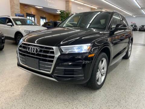 2018 Audi Q5 for sale at Dixie Motors in Fairfield OH