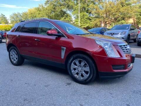 2016 Cadillac SRX for sale at H & R Auto in Arlington VA