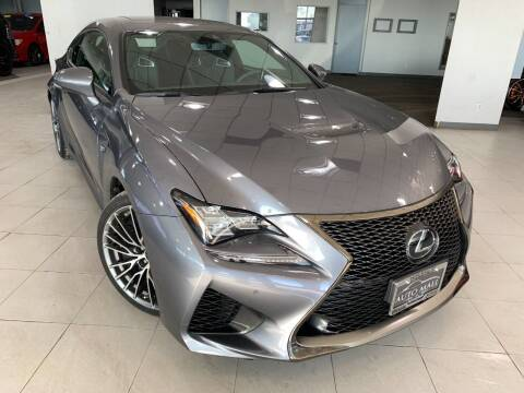 2015 Lexus RC F for sale at Auto Mall of Springfield in Springfield IL