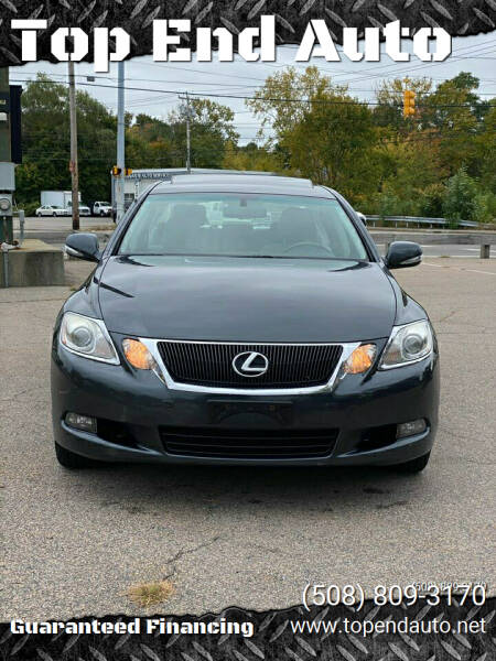 2008 Lexus GS 350 for sale at Top End Auto in North Atteboro MA