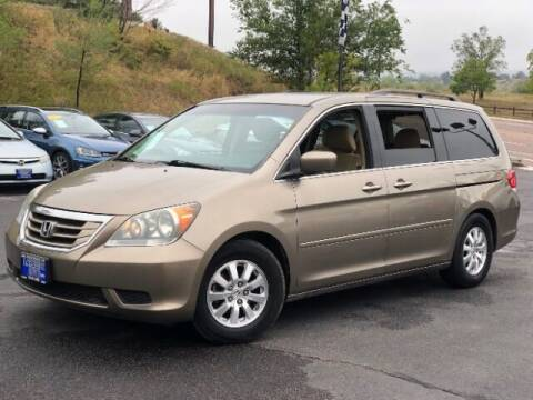 2008 Honda Odyssey for sale at Lakeside Auto Brokers in Colorado Springs CO