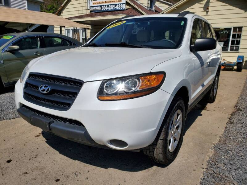 2009 Hyundai Santa Fe for sale at Auto Town Used Cars in Morgantown WV