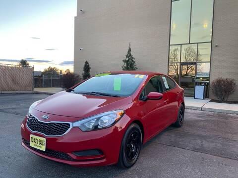 2016 Kia Forte for sale at TDI AUTO SALES in Boise ID