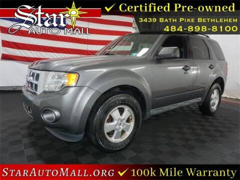 2011 Ford Escape for sale at STAR AUTO MALL 512 in Bethlehem PA