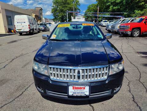 2009 Lincoln MKZ for sale at Elmora Auto Sales in Elizabeth NJ
