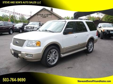 2005 Ford Expedition for sale at Steve & Sons Auto Sales in Happy Valley OR