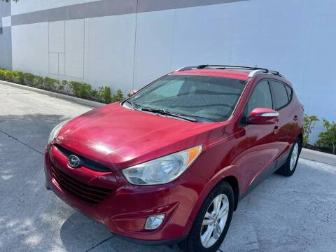 2013 Hyundai Tucson for sale at Auto Beast in Fort Lauderdale FL
