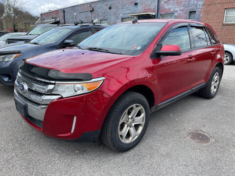 2012 Ford Edge for sale at Turner's Inc - Main Avenue Lot in Weston WV