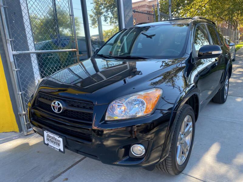 2011 Toyota RAV4 for sale at DEALS ON WHEELS in Newark NJ