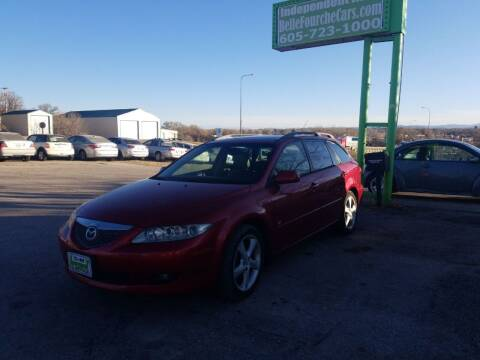 2005 Mazda MAZDA6 for sale at Independent Auto in Belle Fourche SD