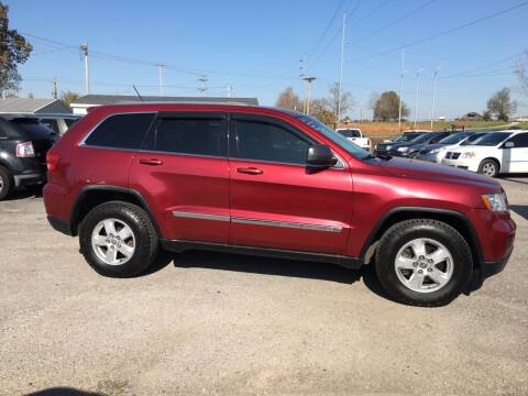2012 Jeep Grand Cherokee for sale at Kings Auto Sales in Cadiz KY
