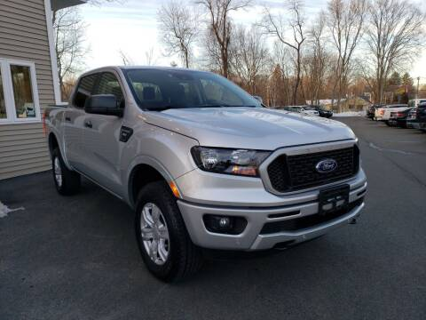 2019 Ford Ranger for sale at KLC AUTO SALES in Agawam MA