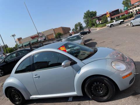 2010 Volkswagen New Beetle for sale at Sanaa Auto Sales LLC in Denver CO