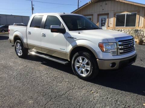 2013 Ford F-150 for sale at The Trading Post in San Marcos TX