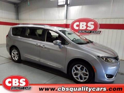2019 Chrysler Pacifica for sale at CBS Quality Cars in Durham NC
