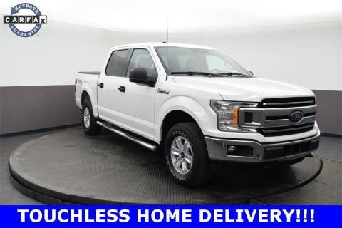 2018 Ford F-150 for sale at M & I Imports in Highland Park IL