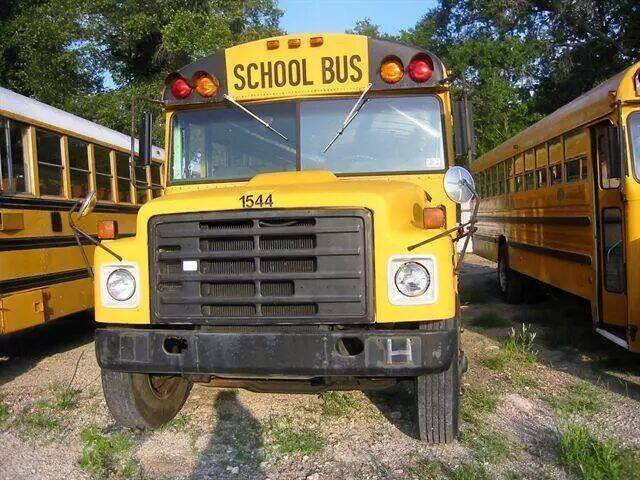 1987 International 1753 for sale at Interstate Bus Sales Inc. - INTERSTATE BUS SALES INC in Kingsville TX