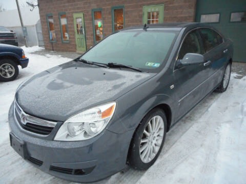2007 Saturn Aura for sale at Sleepy Hollow Motors in New Eagle PA