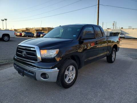 2010 Toyota Tundra for sale at DFW Autohaus in Dallas TX