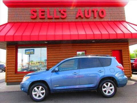 2008 Toyota RAV4 for sale at Sells Auto INC in Saint Cloud MN