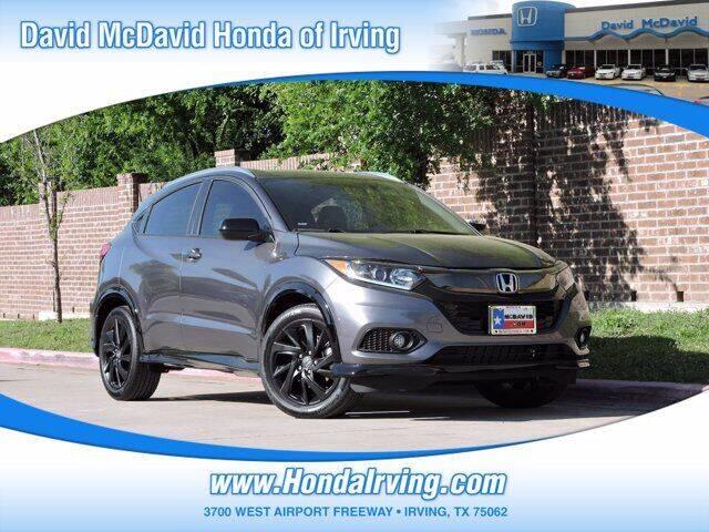 2021 Honda HR-V for sale in Irving, TX