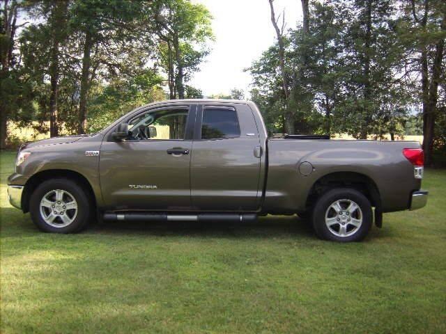 2011 Toyota Tundra for sale at Broadway Motors LLC in Broadway VA