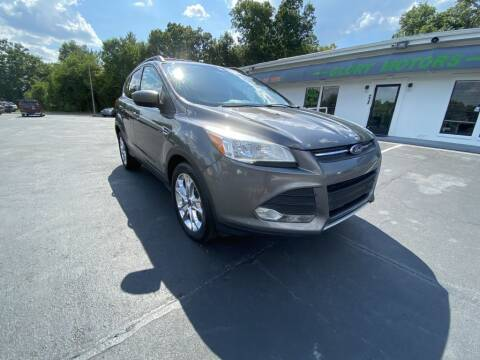 2013 Ford Escape for sale at Glory Motors in Rock Hill SC
