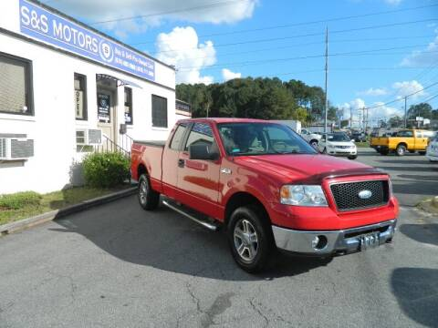 2006 Ford F-150 for sale at S & S Motors in Marietta GA