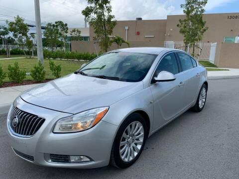 2011 Buick Regal for sale at LA Motors Miami in Miami FL