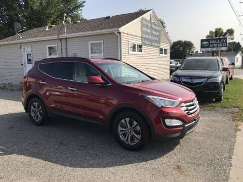 2016 Hyundai Santa Fe Sport for sale at Valley Auto Sales in Fargo ND