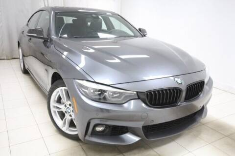 2018 BMW 4 Series for sale at EMG AUTO SALES in Avenel NJ