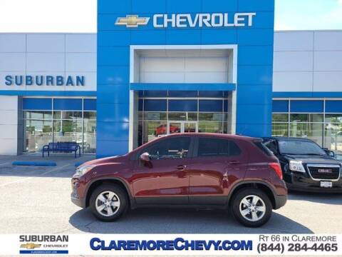 2017 Chevrolet Trax for sale at Suburban Chevrolet in Claremore OK