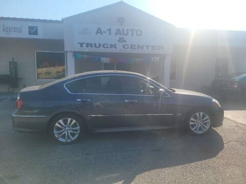 2008 Infiniti M35 for sale at A-1 AUTO AND TRUCK CENTER in Memphis TN