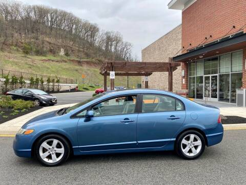 2007 Honda Civic for sale at Bluesky Auto in Bound Brook NJ