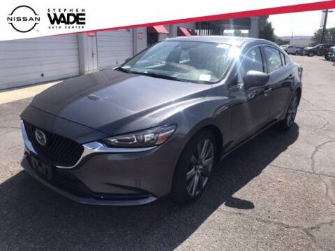2018 Mazda MAZDA6 for sale at Stephen Wade Pre-Owned Supercenter in Saint George UT