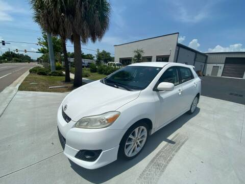 2009 Toyota Matrix for sale at Bay City Autosales in Tampa FL