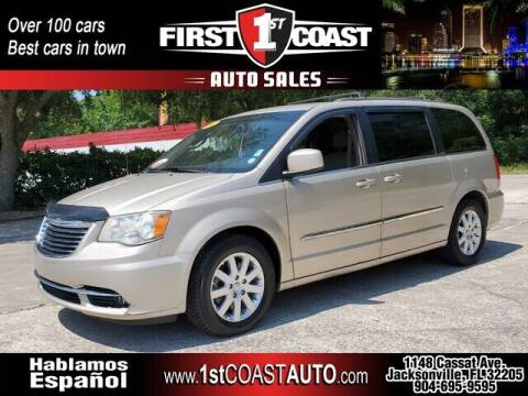 2013 Chrysler Town and Country for sale at 1st Coast Auto -Cassat Avenue in Jacksonville FL